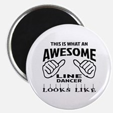 """This is what an awesome Lin 2.25"""" Magnet (10 pack)"""