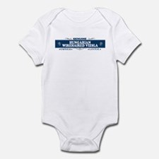 HUNGARIAN WIREHAIRED VIZSLA Infant Bodysuit
