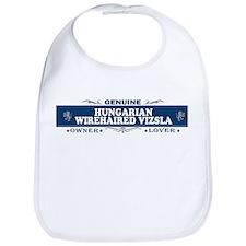 HUNGARIAN WIREHAIRED VIZSLA Bib