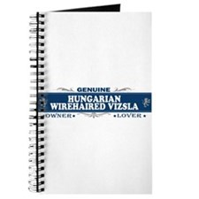 HUNGARIAN WIREHAIRED VIZSLA Journal