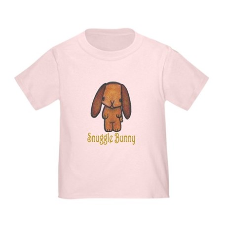 Snuggle Bunny Toddler T-Shirt