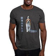 Beagle Dad4 T-Shirt