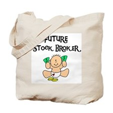 Future Stock Broker Tote Bag