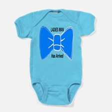 LADIES MAN Baby Bodysuit