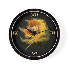 William Blake Wall Clock