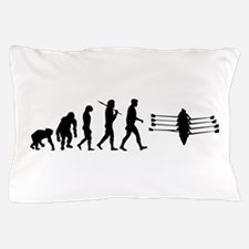 Rowing Evolution Pillow Case