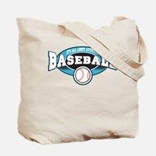 All About Attitude Baseball Tote Bag