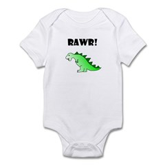 RAWR! Infant Bodysuit