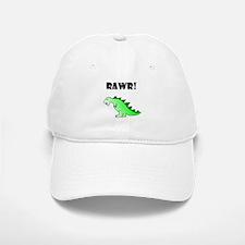 RAWR! Baseball Baseball Cap