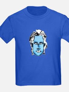 Blue Skin Stelan Boy's Tee T-Shirt