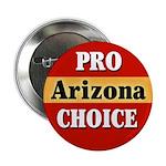 Arizona Pro Choice Button