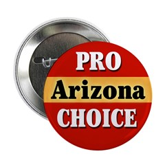 Arizona Pro Choice Button