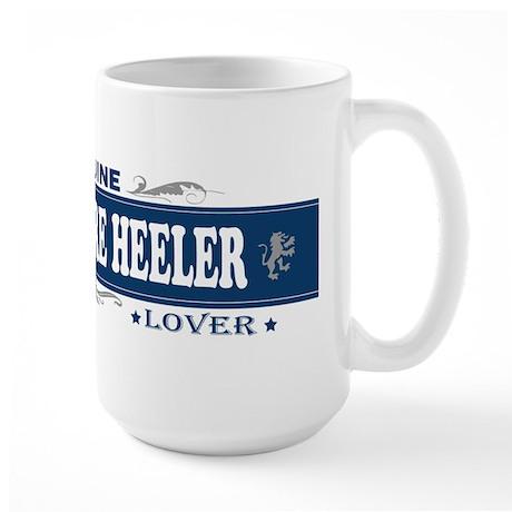 LANCASHIRE HEELER Large Mug