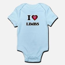 I Love Limbs Body Suit