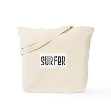 Cute Boardsports Tote Bag