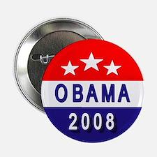 """Obama 2008 2.25"""" Button"""