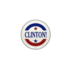 Clinton! Pro-Clinton Mini Button (10 pack)