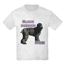 Black Russian Mom4 T-Shirt