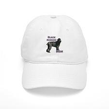Black Russian Mom4 Baseball Cap