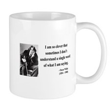 Oscar Wilde 13 Mug