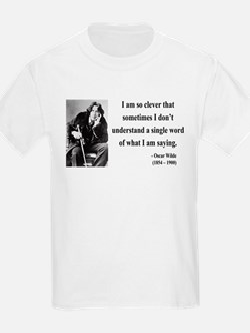 Oscar Wilde 13 T-Shirt