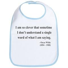 Oscar Wilde 13 Bib