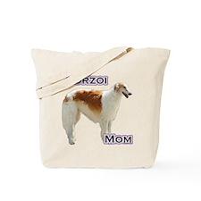 Borzoi Mom4 Tote Bag