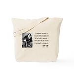 Oscar Wilde 15 Tote Bag