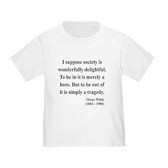 Oscar Wilde 15 T
