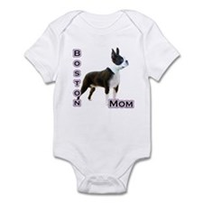 Boston Mom4 Infant Bodysuit