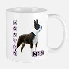 Boston Mom4 Small Mugs