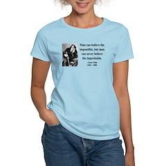 Oscar Wilde 18 T-Shirt
