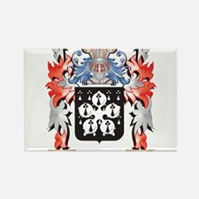 Fleuron Coat of Arms - Family Crest Magnets