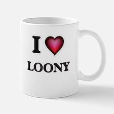 I Love Loony Mugs
