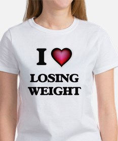 I Love Losing Weight T-Shirt