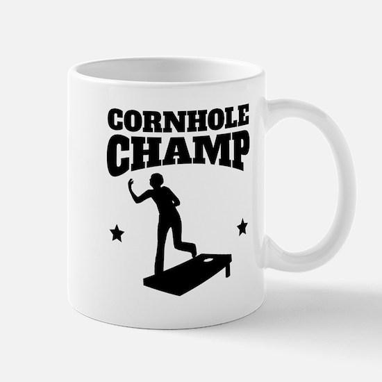 Cornhole Champ Mugs