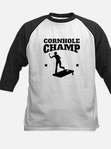 Cornhole Champ Baseball Jersey
