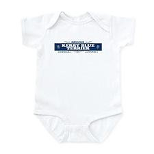 KERRY BLUE TERRIER Infant Bodysuit
