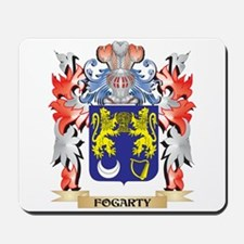 Fogarty Coat of Arms - Family Crest Mousepad