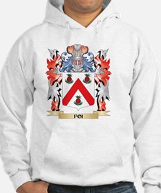 Foi Coat of Arms - Family Crest Hoodie