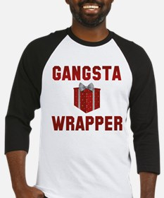 Gangsta Wrapper Baseball Jersey