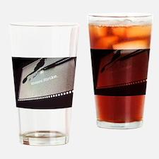 WS Screen Drinking Glass