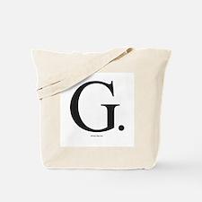Pimp G. ~  Tote Bag