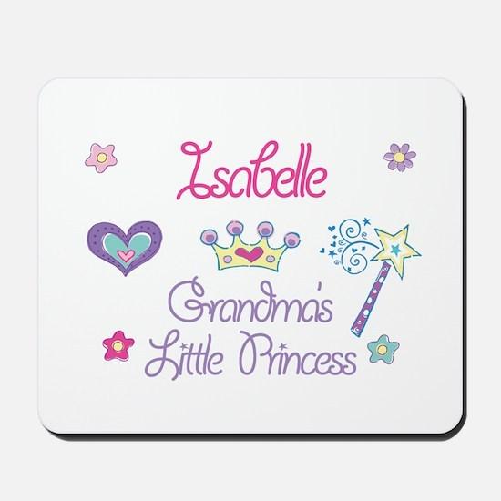 Isabelle - Grandma's Little P Mousepad