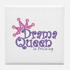 Drama Queen I.T. Tile Coaster