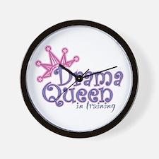Drama Queen I.T. Wall Clock