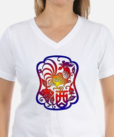 Chinese Zodiac Rooster Shirt
