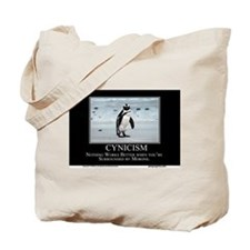 Cynicism Tote Bag