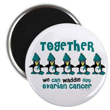 Winter Penguin 4 (OC) Magnet