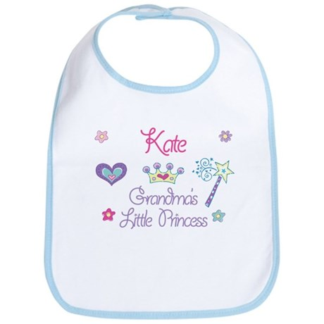 Kate - Grandma's Little Princ Bib